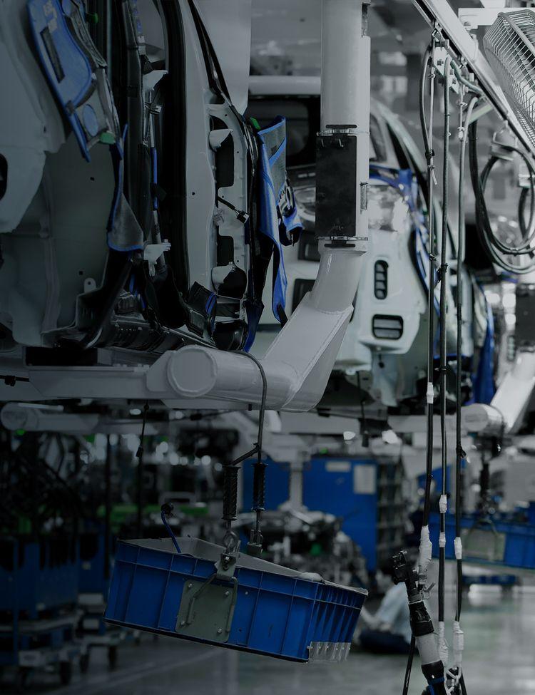 Fabrikanlagen-Planung mit TMG.